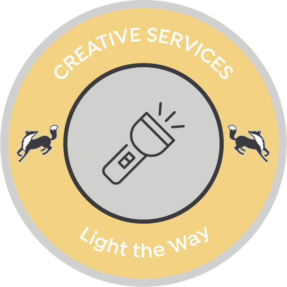 Creative Services graphic